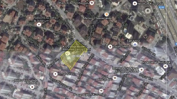 Kozyatağı Mehmet Çavuş Cami Ticarete Açılıyor