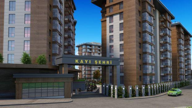 Kayı Şehri Kurtköy Fiyatları 405 Bin TL'den Başlıyor