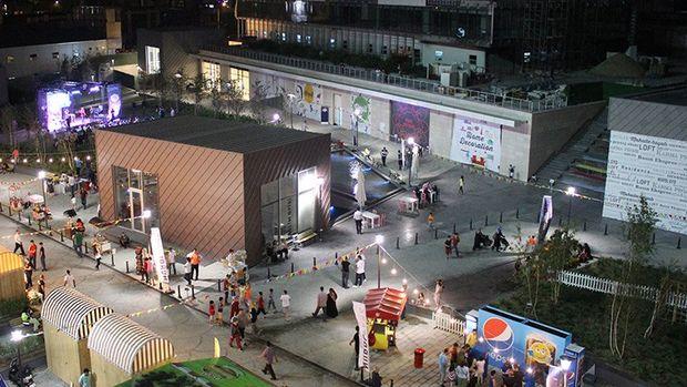 Oasis Designer Outlet AVM Mart 2017'de Kapılarını Açıyor