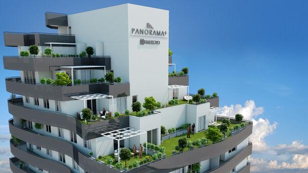 Halk GYO Panorama Plus Projesinde 72 Ay 0 Faizle