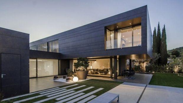 Arda Turan'ın Barcelona'daki Muhteşem Evi