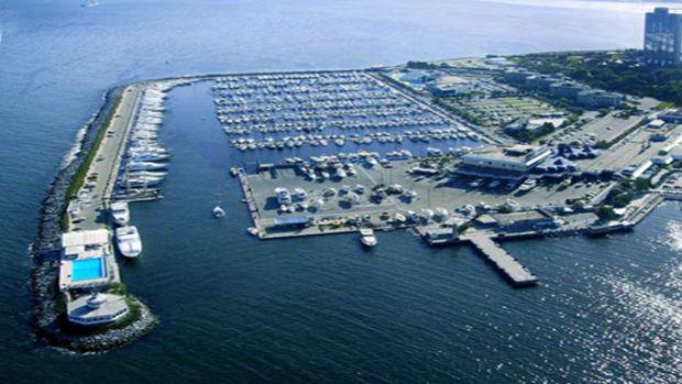 Ataköy Mega Yat Limanı'na Mühür