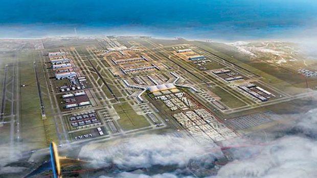 3.Havalimanı İçin 100 Bin Eleman Alınacak