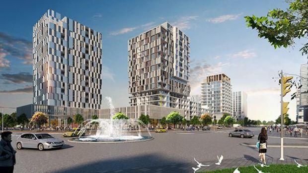 Akzirve Bahçeşehir Fiyatları 198 Bin TL'den Başlıyor
