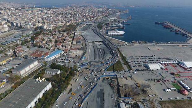 Avrasya Tüneli Açılışı İçin Son 50 Gün Kaldı