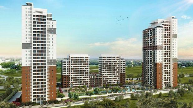 Tual Bahçekent Dükkanları 130 Bin TL'den 12 Kasım'da Satışta