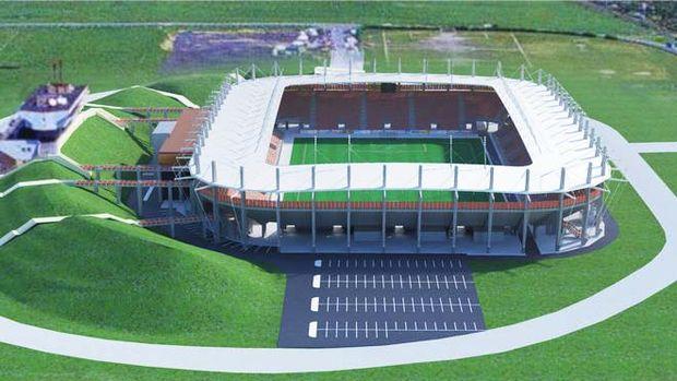 Yeni Alsancak Stadı 2017'de Başlıyor