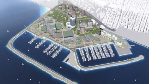 Ataköy Mega Yat Limanı Halk Oylamasına Sunuluyor