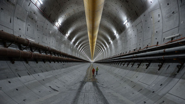 Avrasya Tüneli İnşaatı Kapsamında İstanbul'da Su Kesintisi