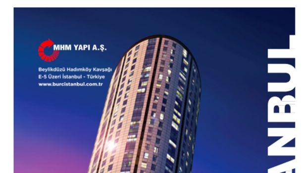 Burç İstanbul Beylikdüzü Fiyatları 647 bin 511 TL'den Başlıyor