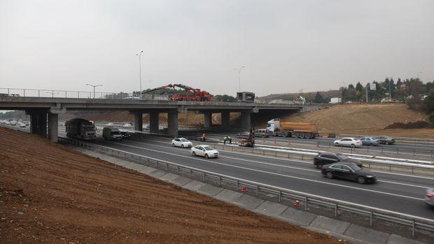 Tema İstanbul Köprüsü ve Yan Yolları Hizmete Açıldı