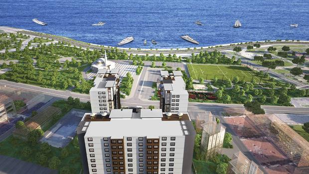 Pendik Sahil Konakları Fiyatları 890 Bin TL'den Başlıyor