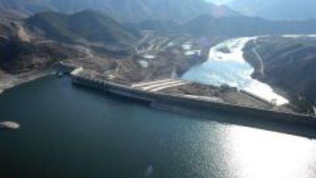 Cizre Barajı ve Hes Projesinde İmzalar Atıldı
