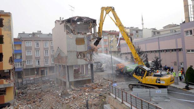 Türkiye'de 20 Yılda 6,5 Milyon Konut Yenilenecek