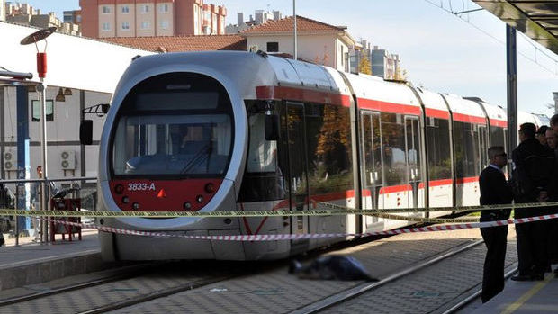 Eminönü Alibeyköy Cep Otogarı Tramvay Hattı İçi Flaş Karar