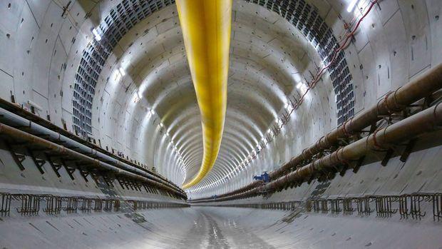 Avrasya Tüp Tüneli 20 Aralık'ta Açılıyor