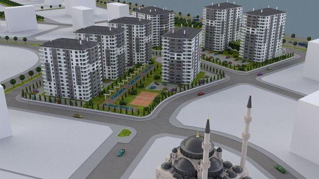 Başakşehir Ankara Projesi Yenibatı'da Yükseliyor