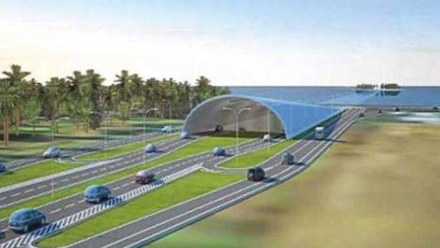 İzmir Körfez Geçiş Projesinin Yol Haritası Belirlendi