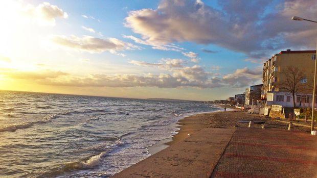 Kumburgaz Sahil Düzenleme Projesi İhaleye Çıkıyor