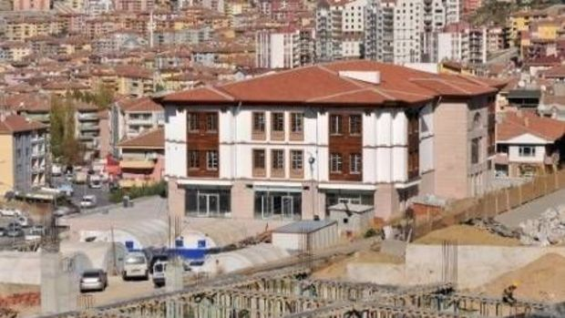 Ankara Mamak Mutlu Mahallesi Kentsel Donusum Alani Ilan