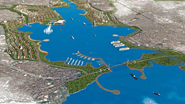 Kanal İstanbul'a Komşu 100 Bin Konut Geliyor