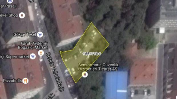 Sarıyer Belediyesi'nden Satılık Arsa