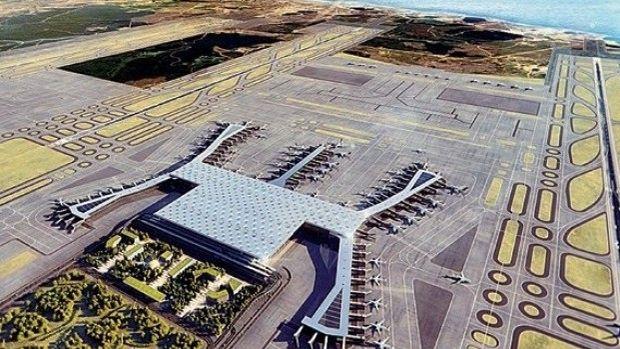 3.Havalimanı Terminal Binasına Tasarım Ödülü