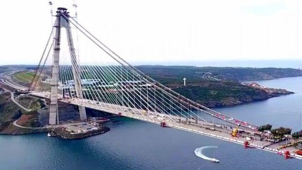 Yavuz Sultan Selim Köprüsü Sigortalı Oldu