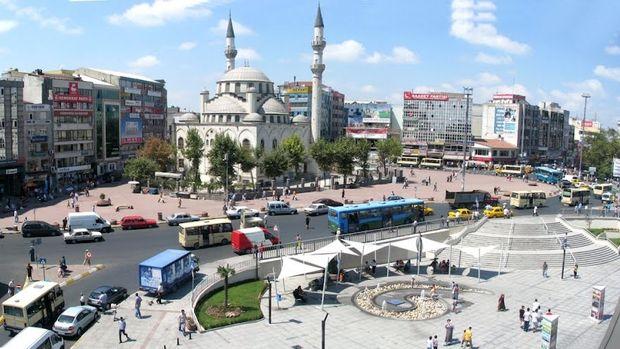 Gaziosmanpaşa'ya Yeni Meydan Geliyor
