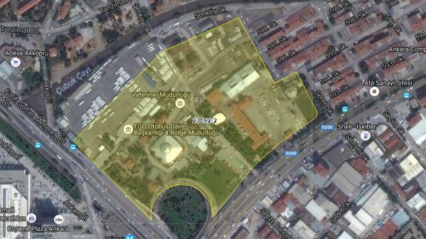 Büyükşehirden Altındağ'da 89 Bin Metrekare Satılık Arsa