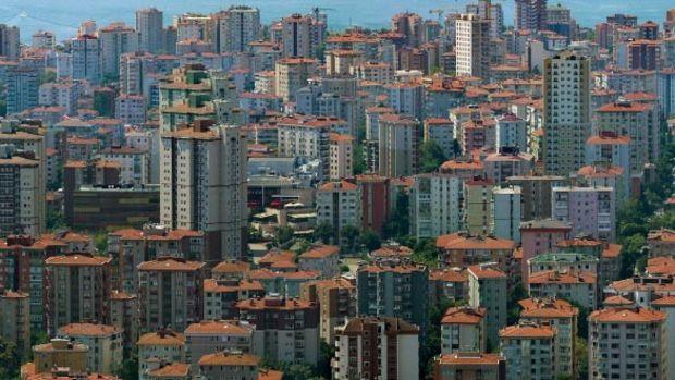 Türkiye'de 10 Ayda 935 Milyon 811 Konut Satıldı
