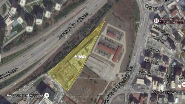 Ataşehir Belediyesi'nden 48 Milyona Satılık Arsa