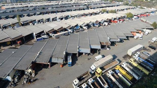Zeytinburnu Ambarlar Arazisinde Lüks Rezidanslar Yükselecek