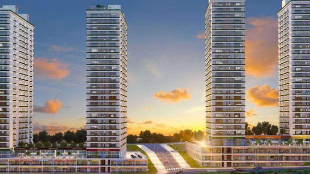 Mina Towers Fiyat Listesi! Yüzde 1 Peşinatla!