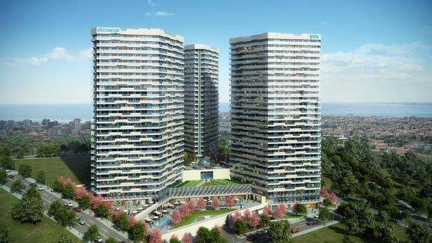 Elite Concept Kadıköy Projesinde Metrekaresi 7 Bin 500 TL