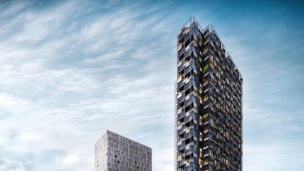 Divan Residence at G Tower 370 Bin TL'den Satışta