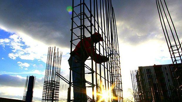 İnşaat Sektöründe İstihdam Yüzde 1,2 Azaldı