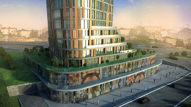 Almina Tower Fiyatları 349 Bin TL'den Başlıyor! Satışta!