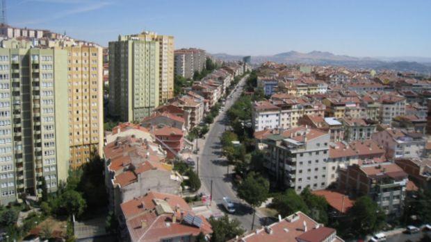 Ankara Yenimahalle Kentsel Dönüşüm Alanı İlan Edildi