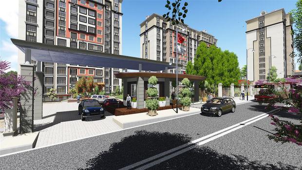 Yeni İstanbul Evleri Projesinde 325 Bin TL'ye 3+1