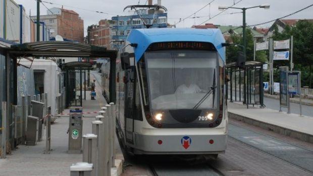 Zeytinburnu Tramvay Hattı Yer Altına Alıyor
