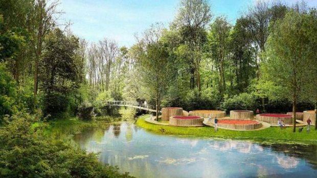 Park Orman Tabiat Parkı İmar Planı Askıda