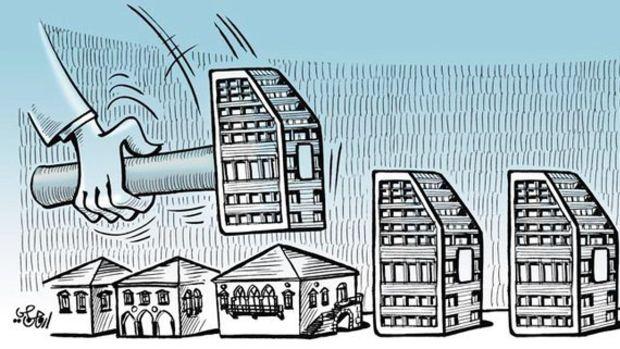 İNDER'den 32 Maddede Kentsel Dönüşümün Çözümü