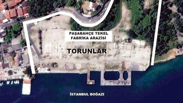 Torunlar Beykoz Paşabahçe'ye Otel Yapacak