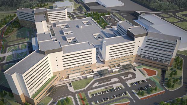 Elazığ Şehir Hastanesi'ne 288 Milyon Avroluk Yeşil Bono