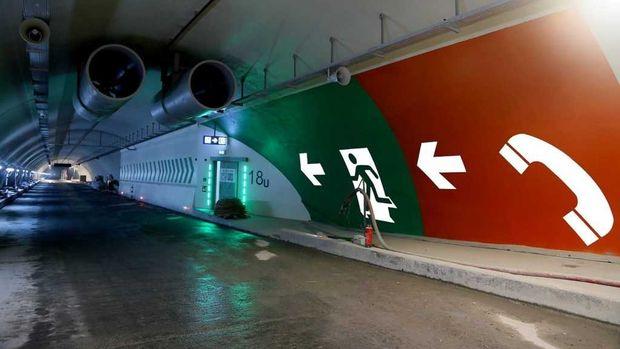 Avrasya Tüneli'nden Geçiş Yılbaşına Kadar 15 TL