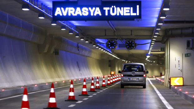 Avrasya Tüneli Trafiğe Açıldı