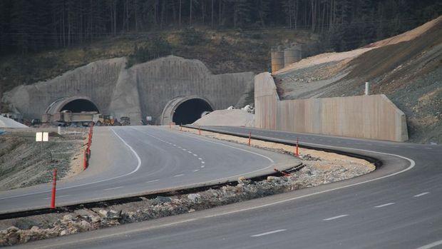Ilgaz Tüneli 26 Aralık'ta Açılıyor
