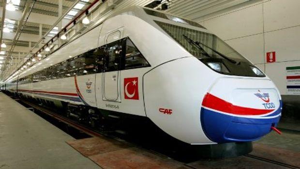 Adıyaman Hızlı Tren Hattı İhaleye Çıkıyor
