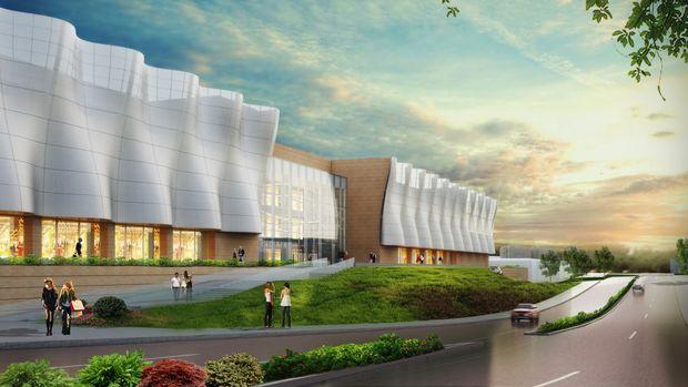 İnteria Center Dudullu Eylül 2017'de Açılıyor
